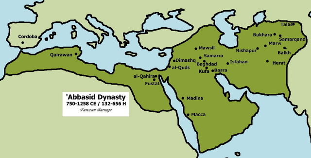 Reign of Abassids