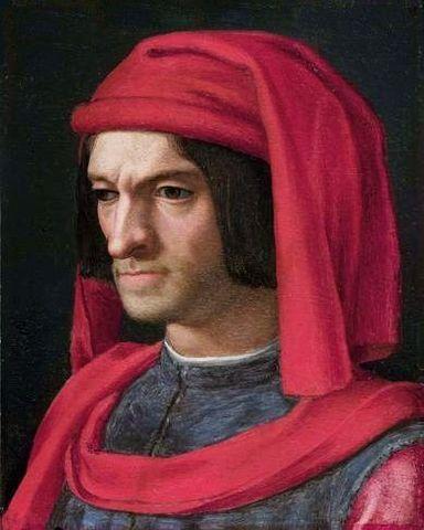 Lorenzo de Medici 1449 - 1492