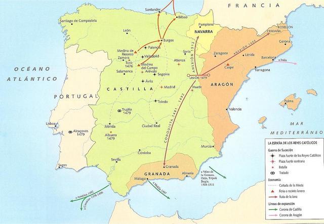 Anexión de Navarra al reino de Castilla
