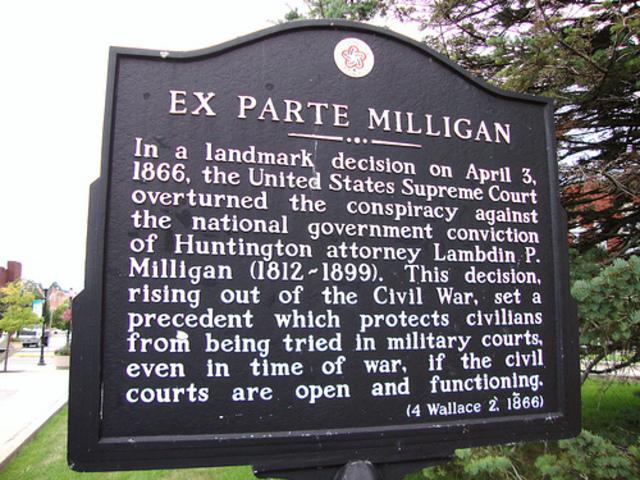 Ex-Parte Milligan
