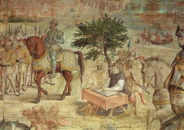 Conquista de Túnez por parte de Carlos V