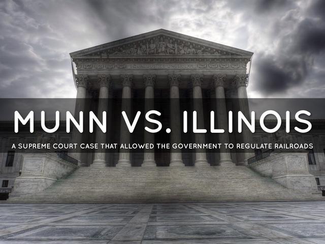 Munn v. Illinois