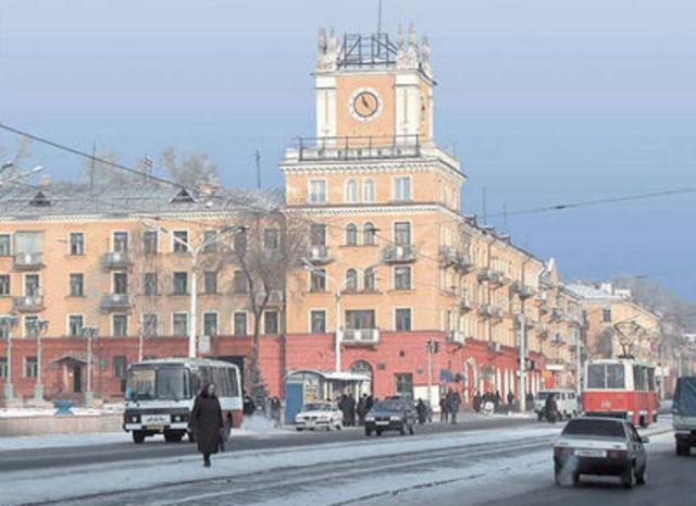 Старейший район города