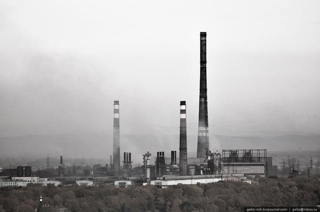 1944г.-Построена Кузнецкая ТЭЦ.