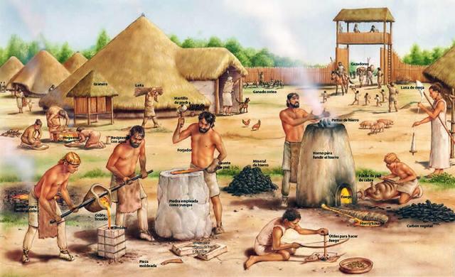 Aparición de las primeras civilizaciones antiguas: Egipto, Grecia, Roma.