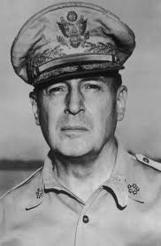 Korea- MacArthur