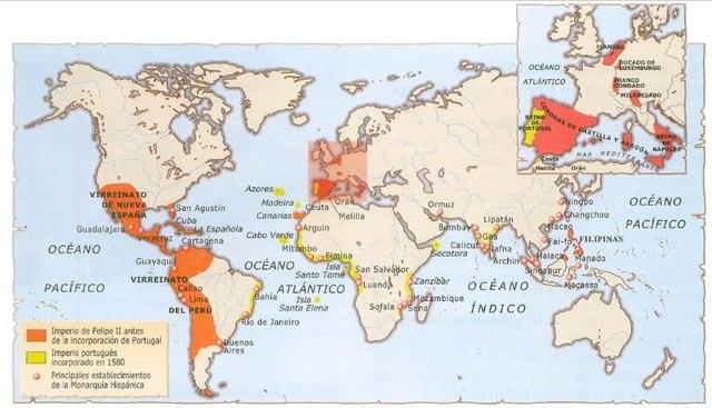Incorporación de Portugal a la monarquía hispánica