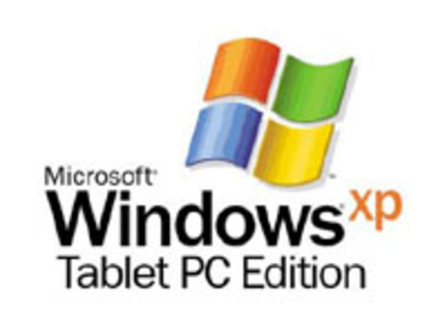 Windows XP Tablet PC Edition