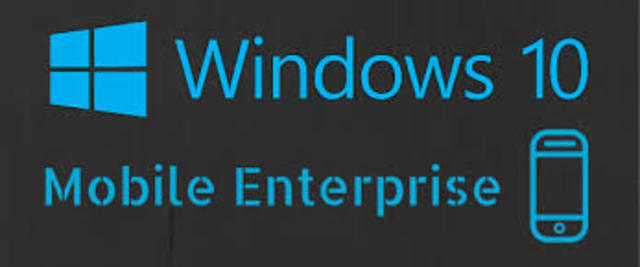 Windows 10 Mobile Enterprise