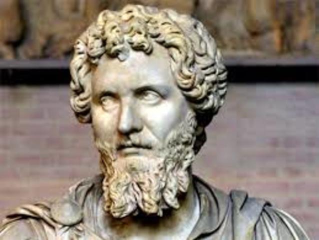 Septimio Severo 193-211