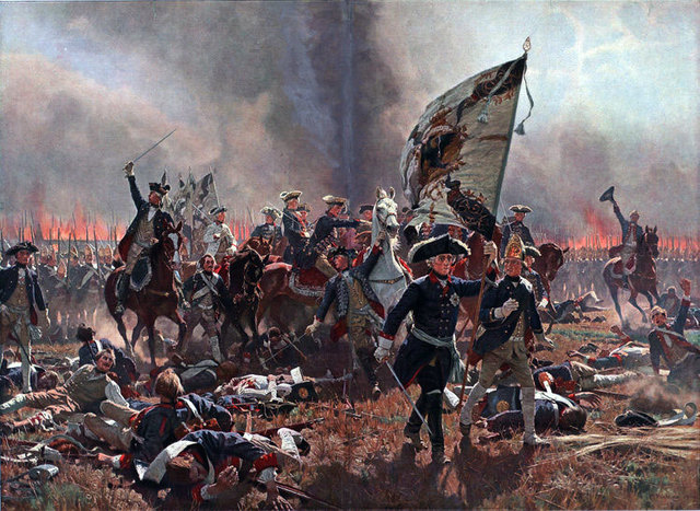 Success in the Seven Years' War
