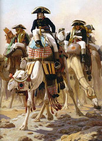 Campaign in Egypt