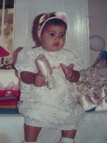 My 1st birthday in Turbaco, Bolivar