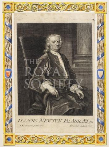 Newton Becomes President of Royal Society
