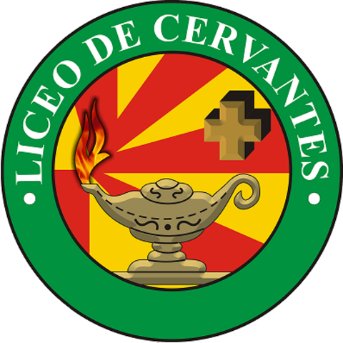 in 2002 I changed again to the Liceo De Cervantes school