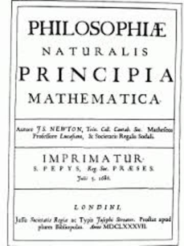 Newton's Work on Calculus