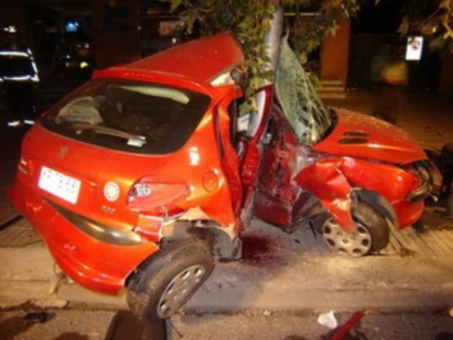 in septembre of 2009 i have a terrible car accident