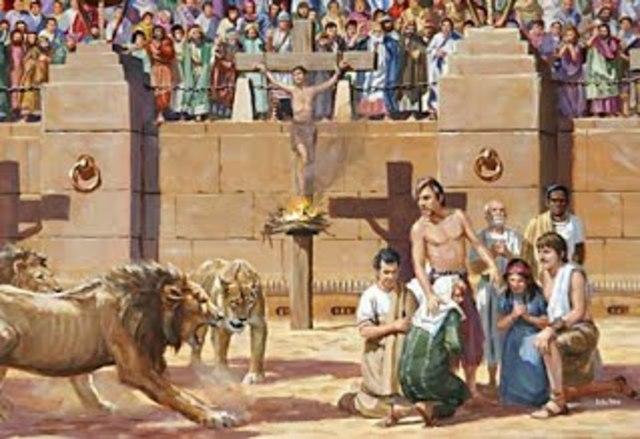Rescripto del Emperador Trajano a Plinio el joven (persecución cristiana)