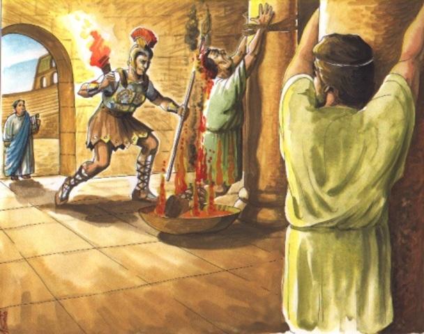 2º período: persecución asistemática a la Iglesia siglo III