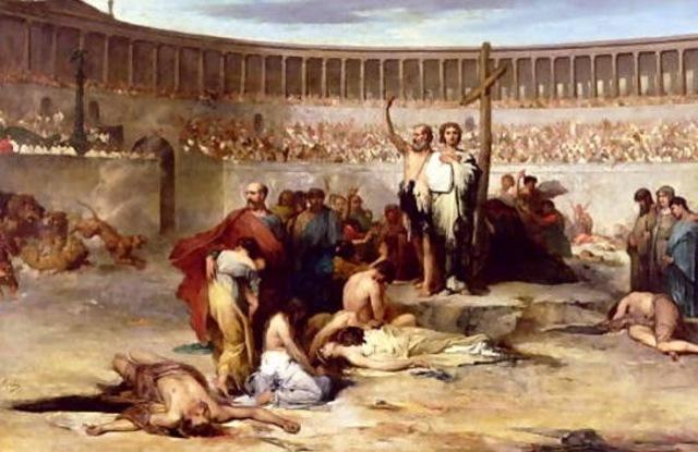 4to período: Persecución final de Diocleciano