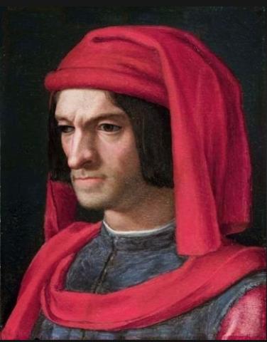 Please Welcome Lorenzo de' Medici!