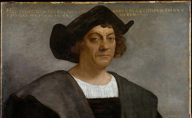 Christopher Columbus Discovered America's