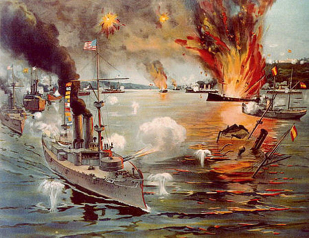 Batalla de Cavite