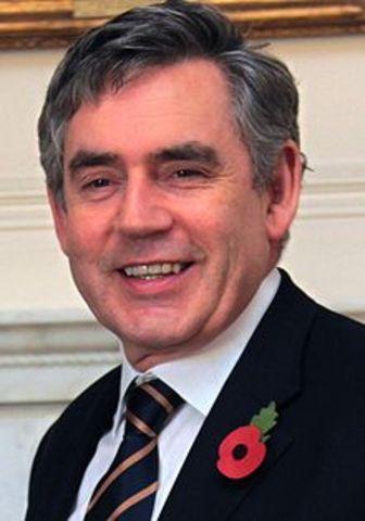 Gordon Brown Labour