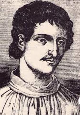 Giordano Bruno, or Filippo Bruno