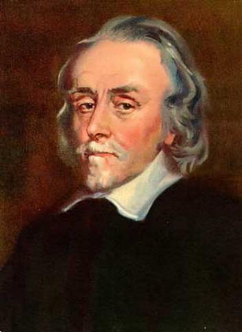 Уильям Харвей (1578-1657) открыл законы кровообращения.