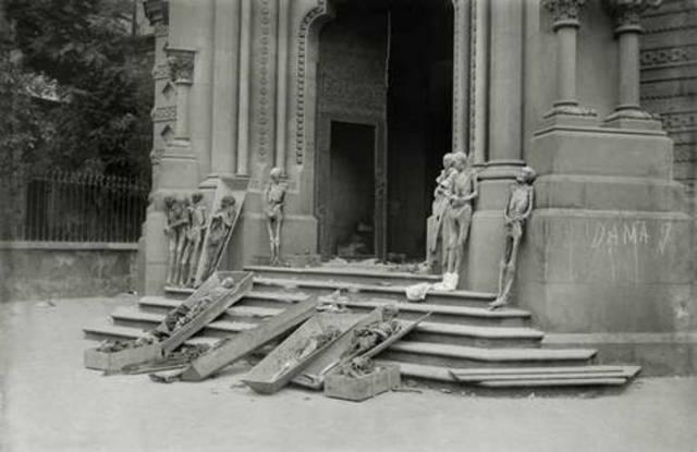 semana trágica de Barcelona 1909
