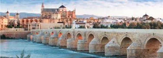 Abd Al-Rahman declares himself Caliph of Cordoba