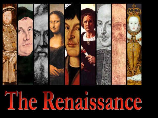 The Beginning Of The Rennaissance