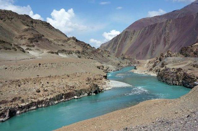 Ummayad take over Indus