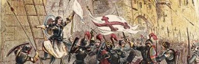 Joan of Arc and the Siege of Orléans