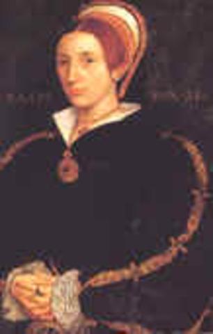 Henry VIII married Catherine Howard