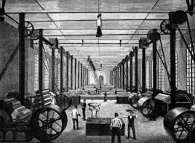 Priemera Revolucion Industrial