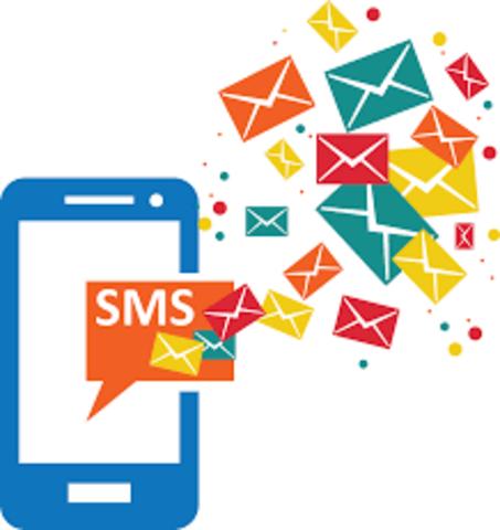 Mensajes (SMS), fax y módem