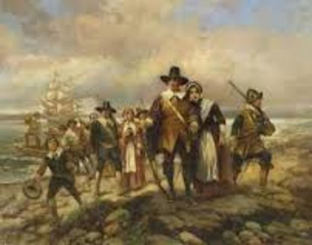 Colonies - Boston Founded
