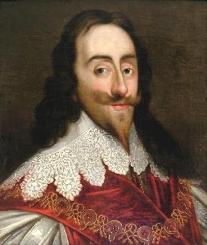 England - King Charles I
