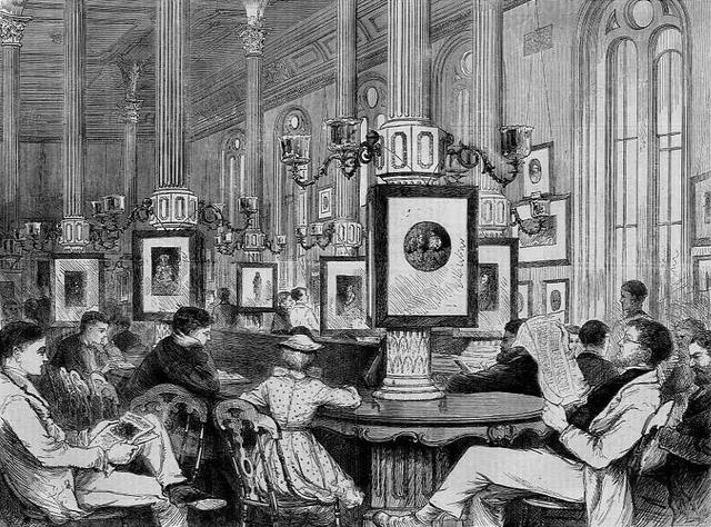 Colonies - First Public Library