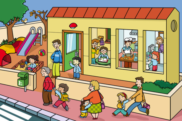 4 january 1996, I started the school