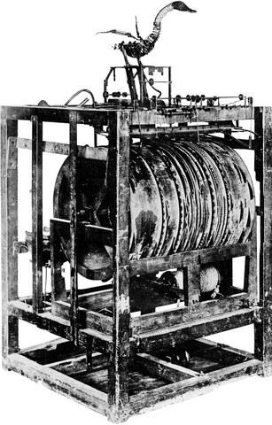 Изготовление первого механического флейтиста