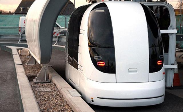 Тестирование транспорта без водителей