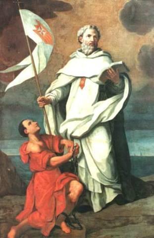 San Pedro de Nolasco y Los Mercedarios