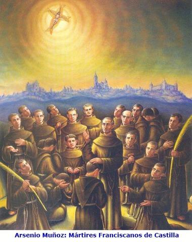 Franciscanos (Orden de Frailes Menores)