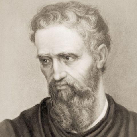 Michelangelo begins painting the ceiling Sistine Chapel