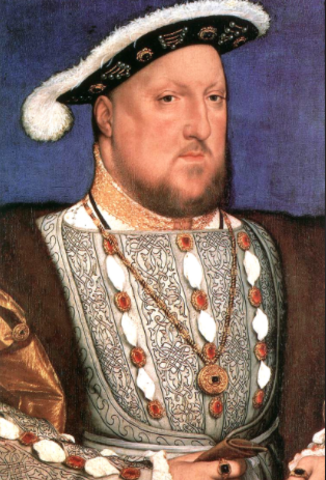 Please Give a Fanfare for King Henry the VIII