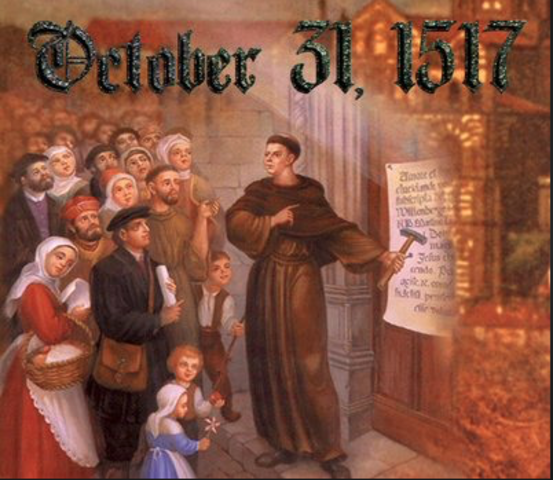 The Reformation is Upon us!