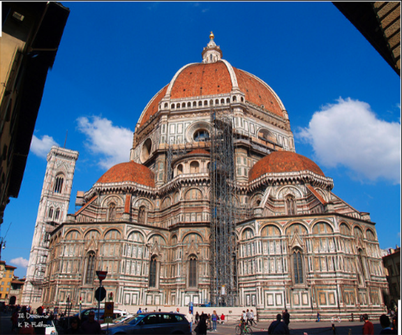 The Santa Maria Fiore Cathedral Deserves an Applause!